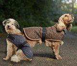 Gor Pets Outdoor Worcester Coat 41 cm (16 inch) Blauw_