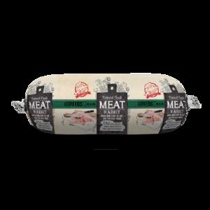 Natural Fresh Meat Worst KONIJN 250 gr
