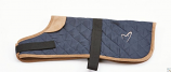 Gor Pets Outdoor Worcester Coat 41 cm (16 inch) Blauw