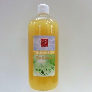 Animal Nature Vlo & Huid shampoo voor de hond, 1 liter