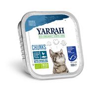 Yarrah bio kattenvoer haring 100g