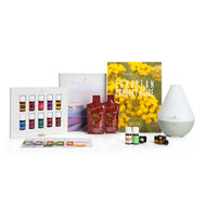 Young Living Premium Starter Kit met Dew Drop Difusser.
