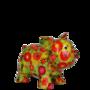 Babette-Groen-met-bloemen